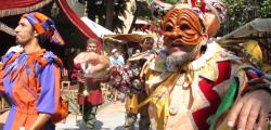 Salou celebrates the King James I medieval Party