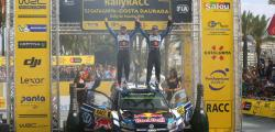 Ogier / Ingrassia (VW) and win the world title RallyRACC
