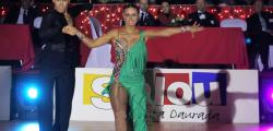 A point the Spanish Open Salou, the best competition of sports dance