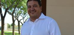 Xavier Roig, at the head of the Assoc. Hotel Salou-Cambrils-La Pineda