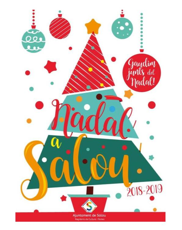The Christmas program of Salou consists of about thirty acts