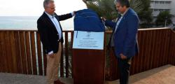 Salou opens a viewpoint on Capellans beach
