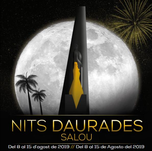 Poster of the Nits Daurades 2019