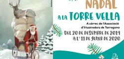 Christmas seen by illustrators in the Torre Vella