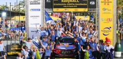 On October 23 and 24 the RallyRACC Catalunya-Costa Daurada returns