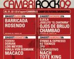 Get Free with Salou.com to Cambrirock 2009 in Cambrils