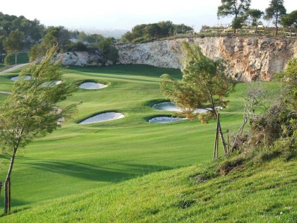 Lumine Golf Club, en La Pineda